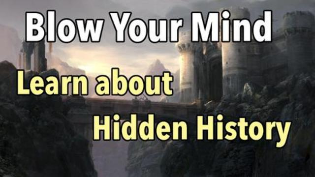 FRAUDULENT HISTORY: PAST RESET, TARTARIAN EMPIRE, FAKE MIDDLE AGES, COMPRESSED TIMELINES, HIDDEN HISTORY