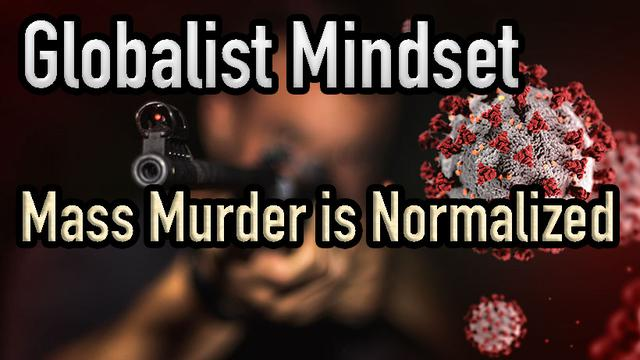 GLOBALISTS LACK SOUL & ARE INDIFFERENT TO MASS MURDER W/ DR. PETER BREGGIN