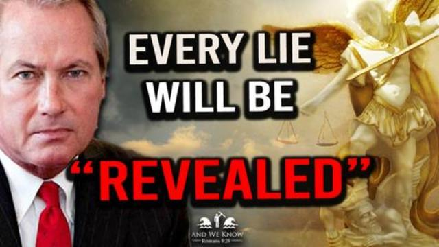 This Is About the Survival of the Greatest Nation on Earth! - Lin Wood: Every Lie Will Be Revealed! - Must Video