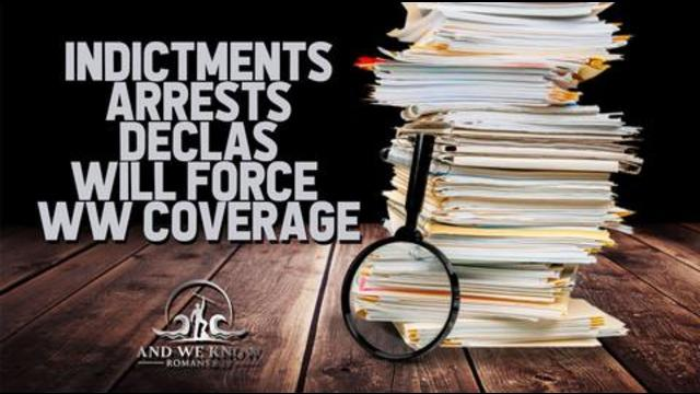 Deteriorated Health? Resignations? Criminal Prosecution? Indictments, Arrests, Declas Will Force Worldwide Coverage! Pray! - AWK Must Video