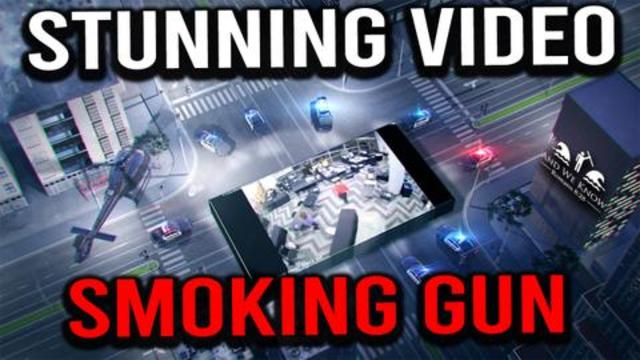 Smoking Guns Everywhere! The Whole World Is Watching! - A Must See Video!