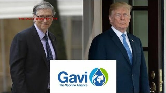 As Millions Pulled From WHO, Trump Admin Commits Billions To Gates-Founded Vaccine Alliance