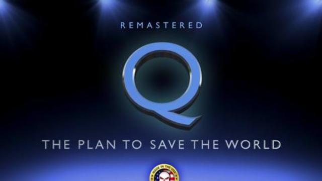 Q – The Plan To Save The World (remastered)