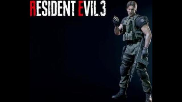 Resident Evil 3 Remake Carlos Classic Hair Bonus Model With
