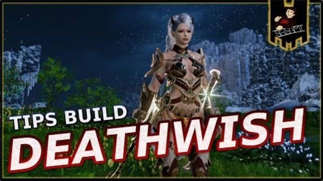 DEATHWISH SWIFTBLADE BUILD - Archeage Unchained