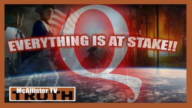 Q Post #189! The World Is Fighting Back! Mittens Trap! Brummel Update! - McAllister TV Video