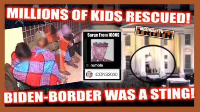 20 Million+ Kids Rescued! 2T$ Adrenochrome Biz Worldwide! Ascension Is Here! - McAllister TV Must Video