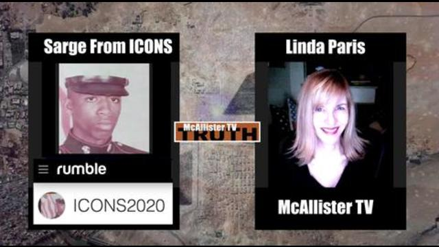 Sarge Icons! The Universal Law! Tesla Trump Time Travel! Admiral Byrd! Greatness Is Coming! - McAllister TV Video
