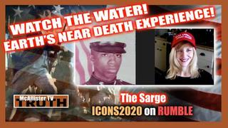 Sarge From ICONS! Earth's Near Death Experience! Military Updates! - McAllister TV