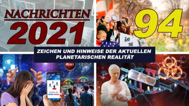 ALCYON PLEYADEN 94 – NACHRICHTEN 2021: Impfpass, Great Reset, Technokratie, Dystopie, Widerstand
