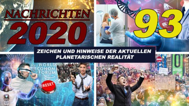NACHRICHTEN 2020: Impf-Sterilität, Great Reset-NWO, Covid-Kult, Mentalkontrolle