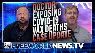 Doctor Exposing Massive Covid-19 Vaccine Deaths Gives Update on Lawsuit! - Banned Must Video