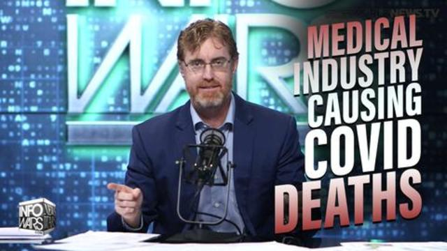 Dr. Bryan Ardis: The Medical Industry Is Responsible For 'Covid' Deaths, Not Virus!! - Banned Must Video