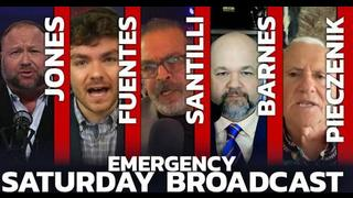 Emergency Saturday Broadcast! Dr. Steve Pieczenik, Nick Fuentes Expose January 6th Capitol Riots False Flag! - Banned Must Video