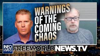 Heed The Warnings Of The Chaos That's Coming! - Mike Adams, Health Ranger - Banned Must Video