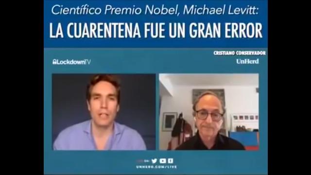 Premio Nobel, Michael Levitt: La cuarentena evita la inmunidad de ...