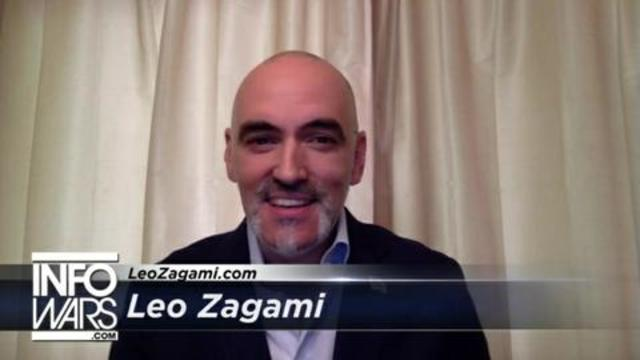 Alex Jones infowars.com Interviews Leo Lyon Zagami