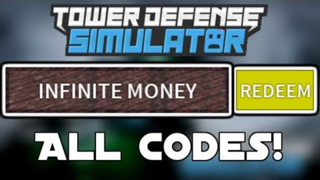 Roblox Tower Battles Twitter Codes All Tower Defence Simulator Codes Roblox