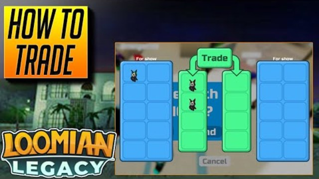 How To Join The Trade Resort Loomian Legacy Roblox - roblox trade terms