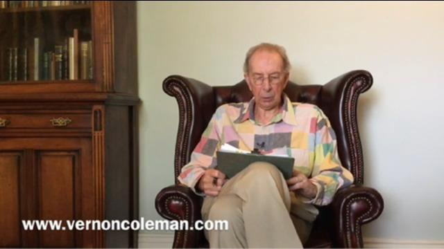 Vernon Coleman on Covid-19 Vaccine testing process