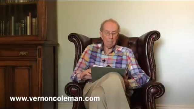Vernon Coleman Global Nightmare: Staying Sane During the Madness