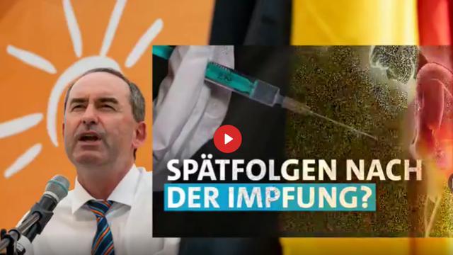 """Bombe!!! Wenn ein Politiker plötzlich """"seine Meinung zu Covid und Impfungen öffentlich ausspricht"""""""