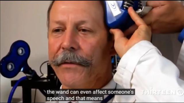 Selbstversuch: Gehirn-Steuerung durch Magnetfelder