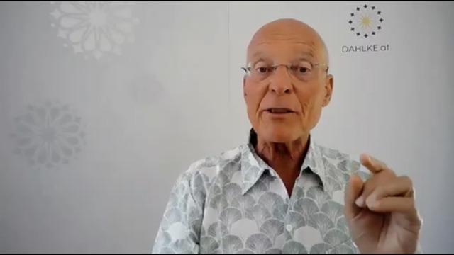 Ruediger Dahlke zum Impfen