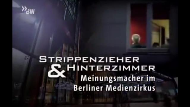 Das Wohl am meisten zensierte Video in Deutschland da es die Medien bloßstellt