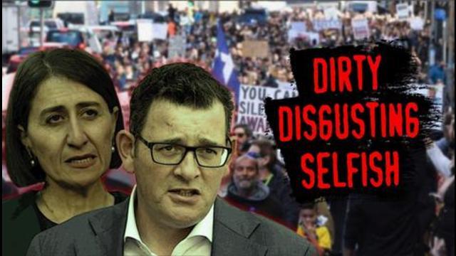 Politicians Rage at the Global Uprising - #NewWorldNextWeek