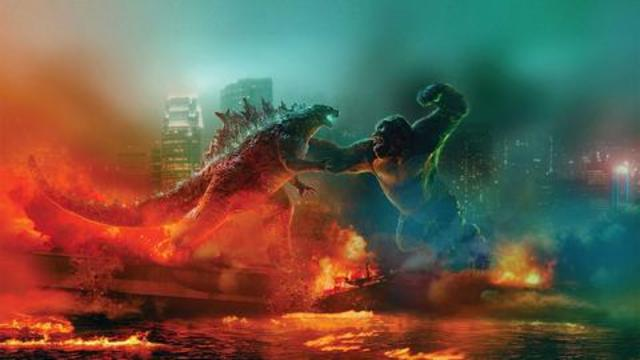 @123Movies- [Ver] Godzilla vs. Kong 2021 Online Full Free TV.