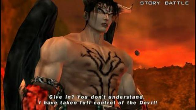 Tekken 5 Dark Resurrection Devil Jin Story Battle My Gameplay
