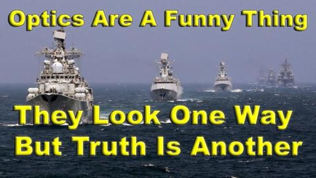 What We Are Told & The Truth Are Very Different! - On The Fringe Must Video