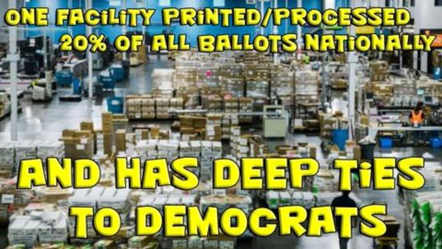 Deep State Ties to Companies Directly Involved in Elections Will Break Them! - Must Video