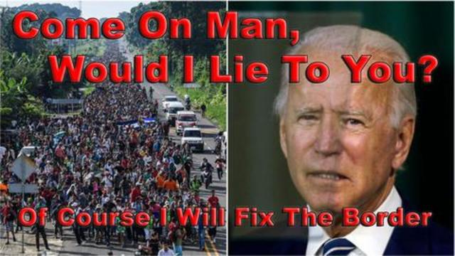 Faith & Trust in Biden Is Crumbling! - On the Fringe Must Video