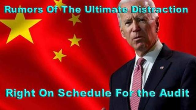 Biden's Distraction Factory Is Going Into Overtime!! - On The Fringe Must Video