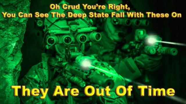Deep State Thought We Were Zigging When We Zagged!! - On The Fringe Must Video