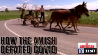 AMISH AMERICANS BEAT COVID WITHOUT VACCINES, MANDATES, OR LOCKDOWNS
