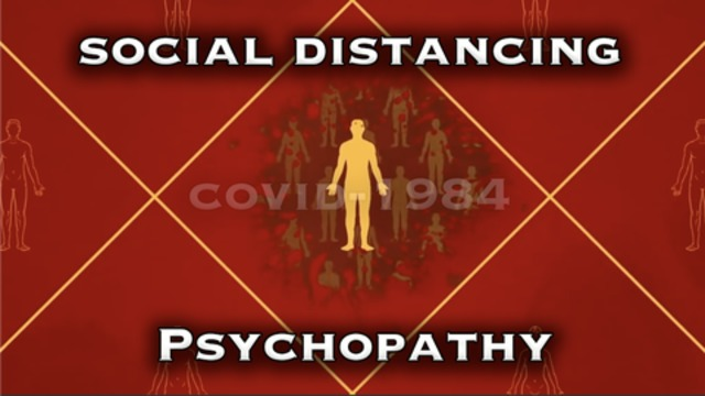 Refuse To Social Distance? New Study Says You May Be A Psychopath!
