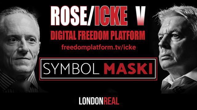 BRIAN ROSE / DAVID ICKE V | Symbol Maski | Część Pierwsza | Polski ...
