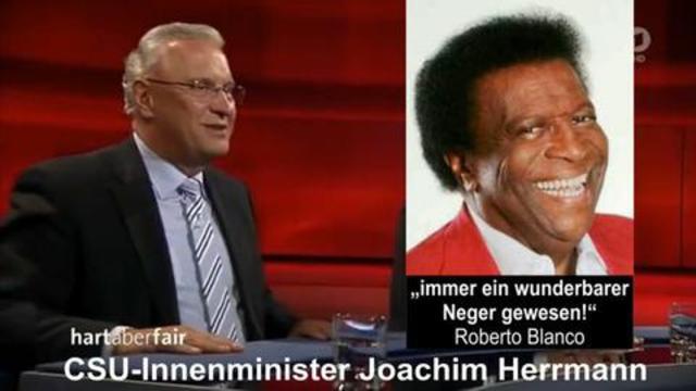 Neger-Rassismus