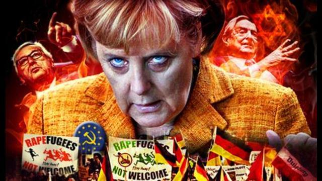 Polizei gg Merkel