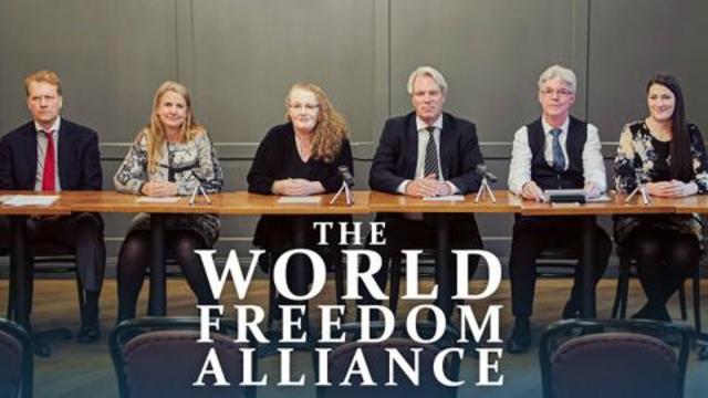 World Freedom Alliance: Stockholm – Documentary