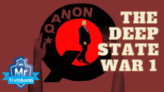 The Deep State War 1 - Mockingbird - Ft Bill Cooper - A Film By MrTruthBomb (Remastered) - Must Video