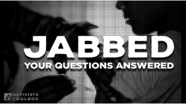 REVEALED !! JABBED: THE COVID19 'VACCINE' – YOUR QUESTIONS ANSWERED !! MUST WATCH !!