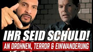 Sind wir selber schuld am Terror? Antwort auf Jebsen und Hildmann