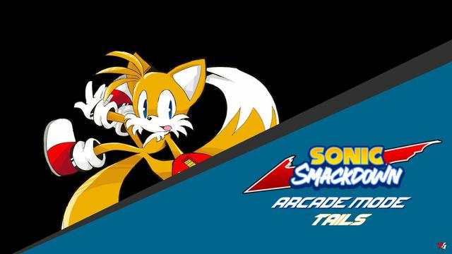 Sonic Smackdown Arcade Mode Tails Gameplay heavily inspired by ultimate marvel vs capcom 3, sonic smackdown brings the fast paced combos and. bitchute
