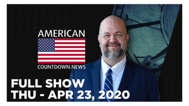 AMERICAN COUNTDOWN • THU – 4/23/20