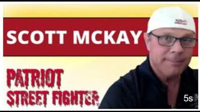 Scott McKay Patriot Streetfighter Newest Update - The Tipping Point On Revolution Radio! - Must Video