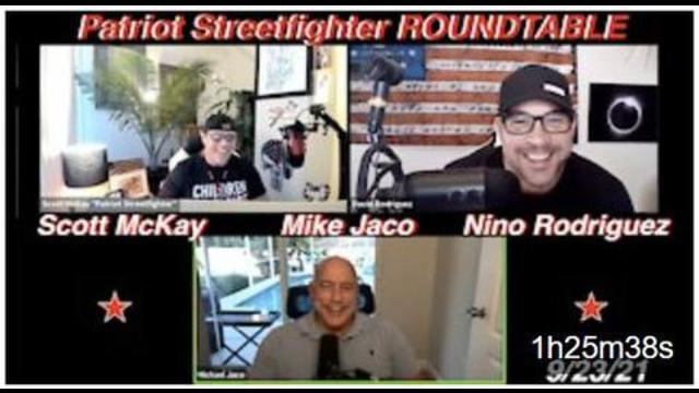 Scott McKay Patriot Streetfighter, Seal Michael Jaco & Champ David Nino Rodriguez Roundtable! - Must Video